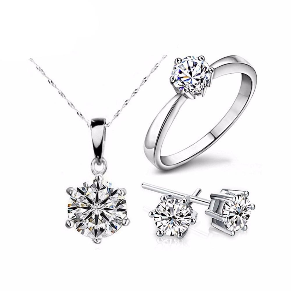 #likeback #instagram #instacool #webstagram #followher #likesforlikes #jewelry Fashion Silver Color Cubic Zircon Jewelry Setspic.twitter.com/jGDhLNkZlu