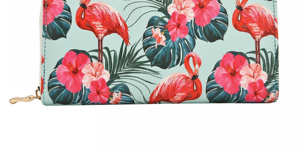 Women's Tropical Plants Flamingo Printed Long Wallets #shop #accessories https://expressforu.com/womens-tropical-plants-flamingo-printed-long-wallets/…pic.twitter.com/T0cF195Fs6