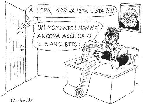 """𝓖𝓒🇮🇹👑 on Twitter: """"Torna alla mente una celebre vignetta di Forattini...…  """""""