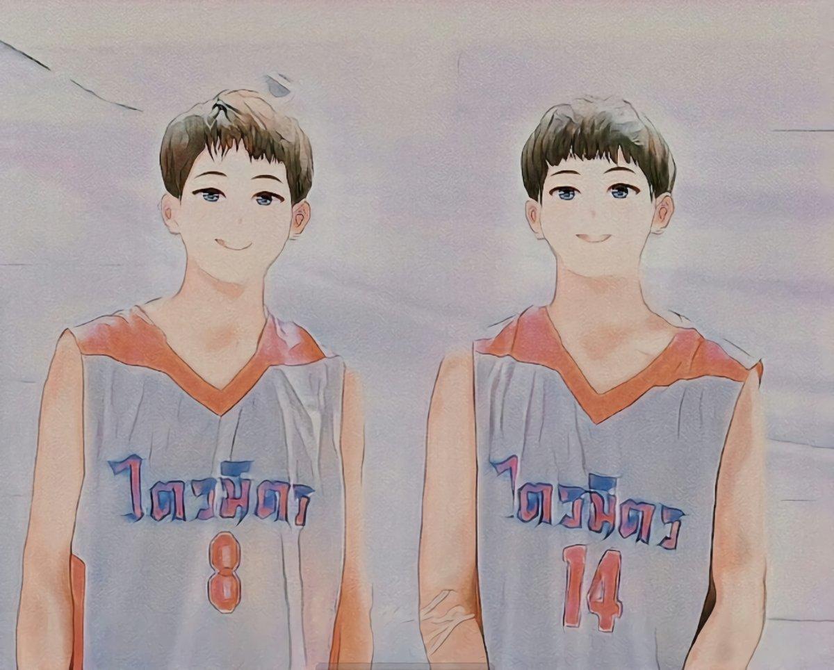 twins   #aj #jj #twinspic.twitter.com/99l8nA0XNE