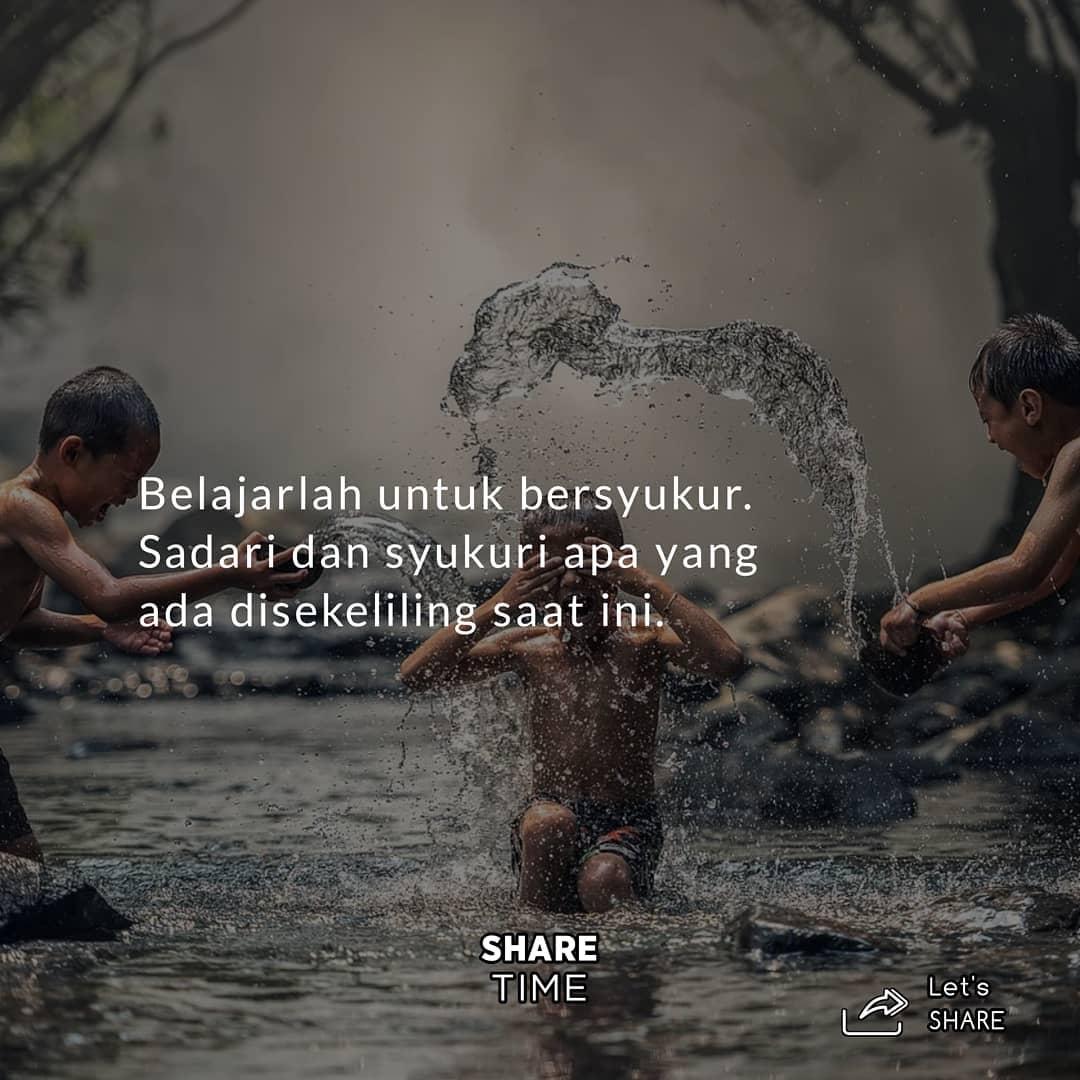 Belajarlah untuk bersyukur. Sadari dan syukuri apa yang ada disekeliling saat ini  Follow us @sharetimee   #teladanrasul #diaryislami #remajaislami#beraniberhijrah #berdakwah #sunnahrasul #tausyiahku #indonesiatanpapacaran #hijrahyuk #hijrahcinta #hijrahku #remajahijrahpic.twitter.com/JjaUMIc5Tz
