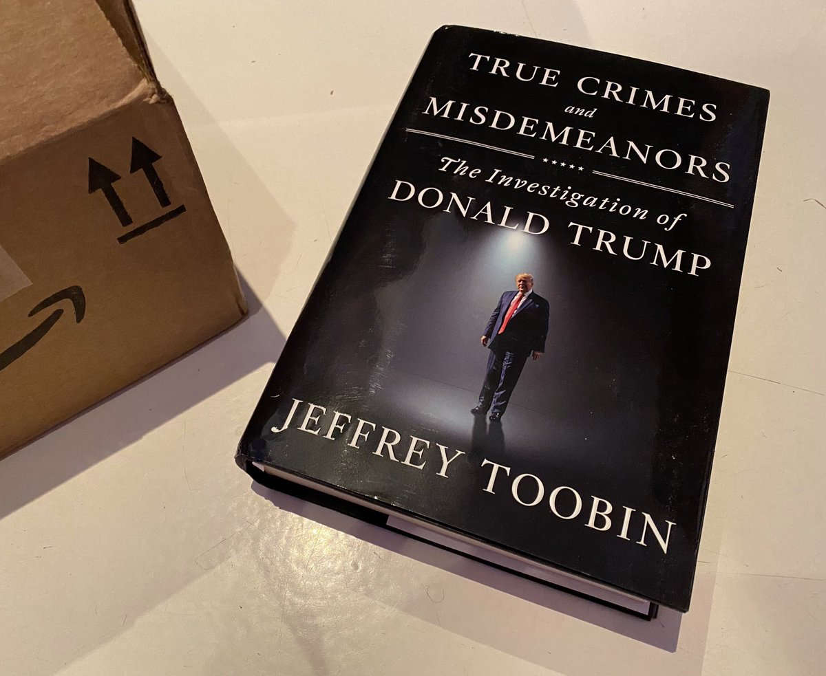 @JeffreyToobin !!!