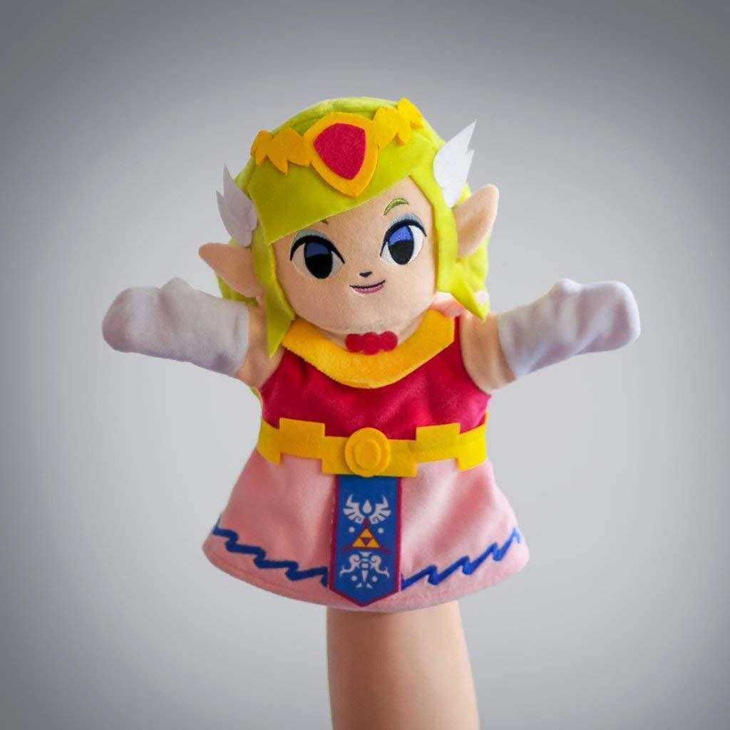 Princess Zelda Hand Puppet on Amazon: 2