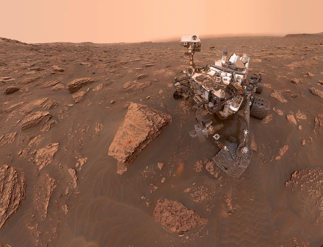 NASA Image of the Day:  Curiosity Celebrates 8 Years on the Red Planet  #CuriosityRover #MarsRover #Mars #Astronomy via @NASA https://www.nasa.gov/image-feature/curiosity-celebrates-8-years-on-the-red-planet…  [Image Credit: NASA/JPL-Caltech]pic.twitter.com/j5UEaCMh7X
