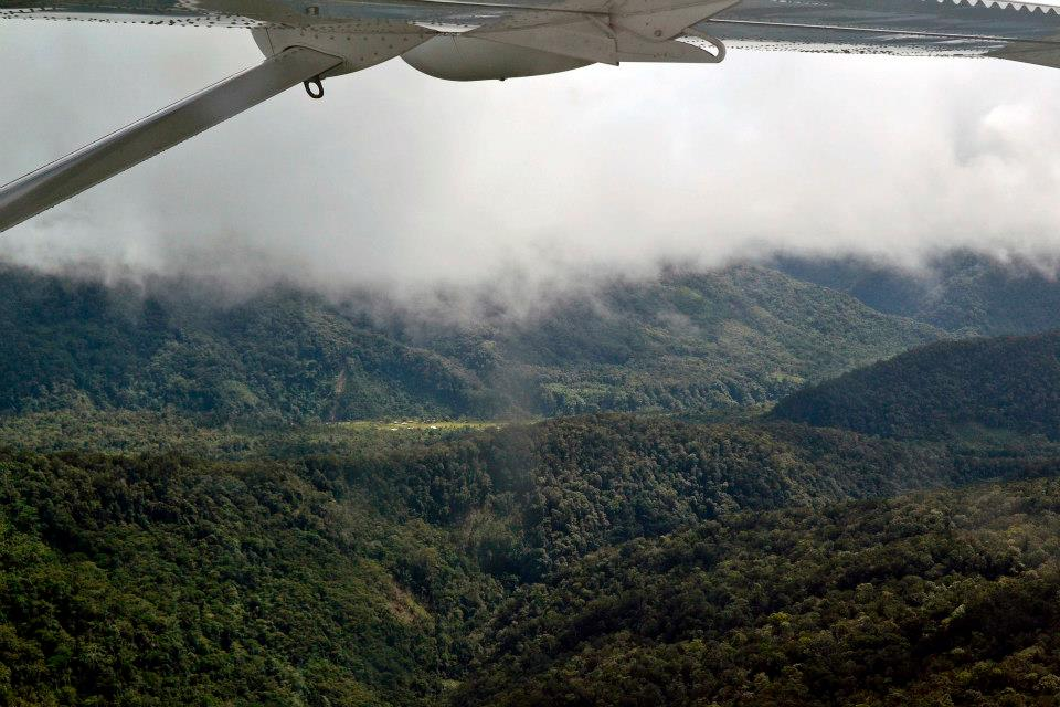 Tomorrow night, deep in the mountains of Papua New Guinea, after 5 months of teaching that started in Genesis 1:1, the gospel will be presented to the Amdu people for the first time in their known history. Please be praying for the missionary team. (A shot of their location) https://t.co/c0fZtTPwnr