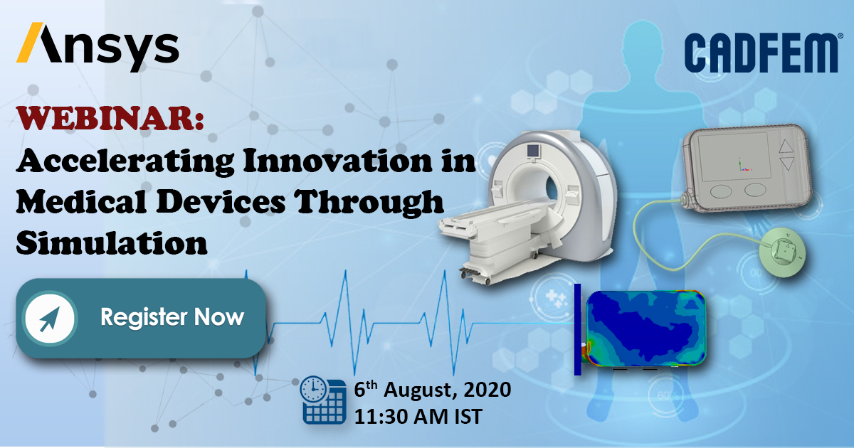 Be a part of the #webinar to assimilate how #ANSYS #Simulation #Solutions accelerates the #innovations in #medical #devices.  Explore a #systems simulation solution for a wearable #drug delivery device. Join us today to know more. #Healthcare Register Now: https://zcu.io/r9pQ pic.twitter.com/v1wubVfqtd