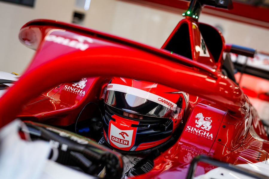 Alfa Romeo Racing ORLEN reserve driver, Robert Kubica, will make his third FP1 appearance of the season as he returns to the cockpit for the first practice session of the second Silverstone weekend  #F1 #FormulaOne #Formula1 #alfaromeoracingorlen #alfaromeosauberf1team @R_Kubica https://t.co/OyphmC8nEV