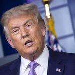 Image for the Tweet beginning: Trump vil have ekstra præsidentdebat