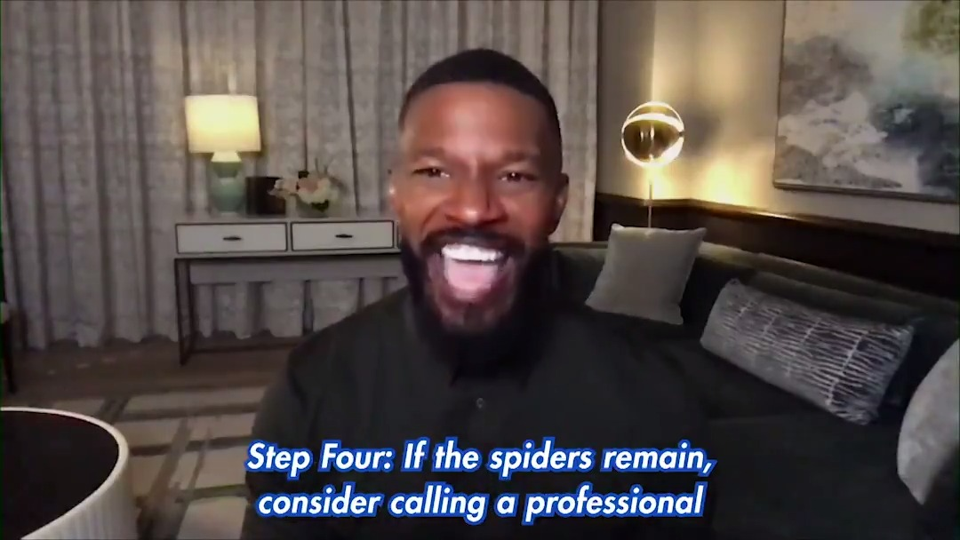 Nothing is boring if you auto tune it. Especially when you have the uber talented @iamjamiefoxx singing with you. Check out his new film #ProjectPower on @NetflixFilm Aug. 20. https://t.co/iDu2V4K1PG