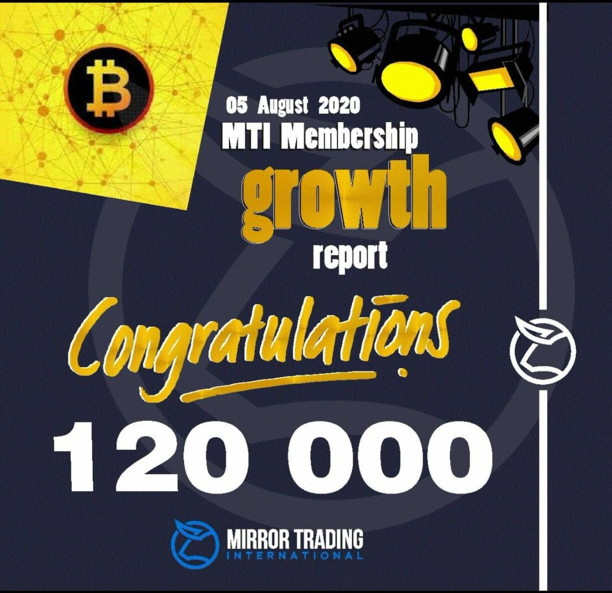 MTI growing fast, don't left behind To be in our team use the link in profile,   #bitcoin #bitcoininvestment #Crypto #cryptocurrency #passiveincomepic.twitter.com/4q9nS1Cfjm