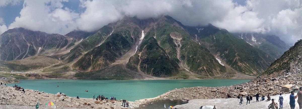 Memories from this day, last year.. Saif ul Malook Lake, Kaghan Valley, Mansehra, Khyber Pakhtunkhwa, Pakistan.. #BeautifulPakistan #ResumeTourisminPakistan #ExplorePakistan https://t.co/1Uro174mQQ