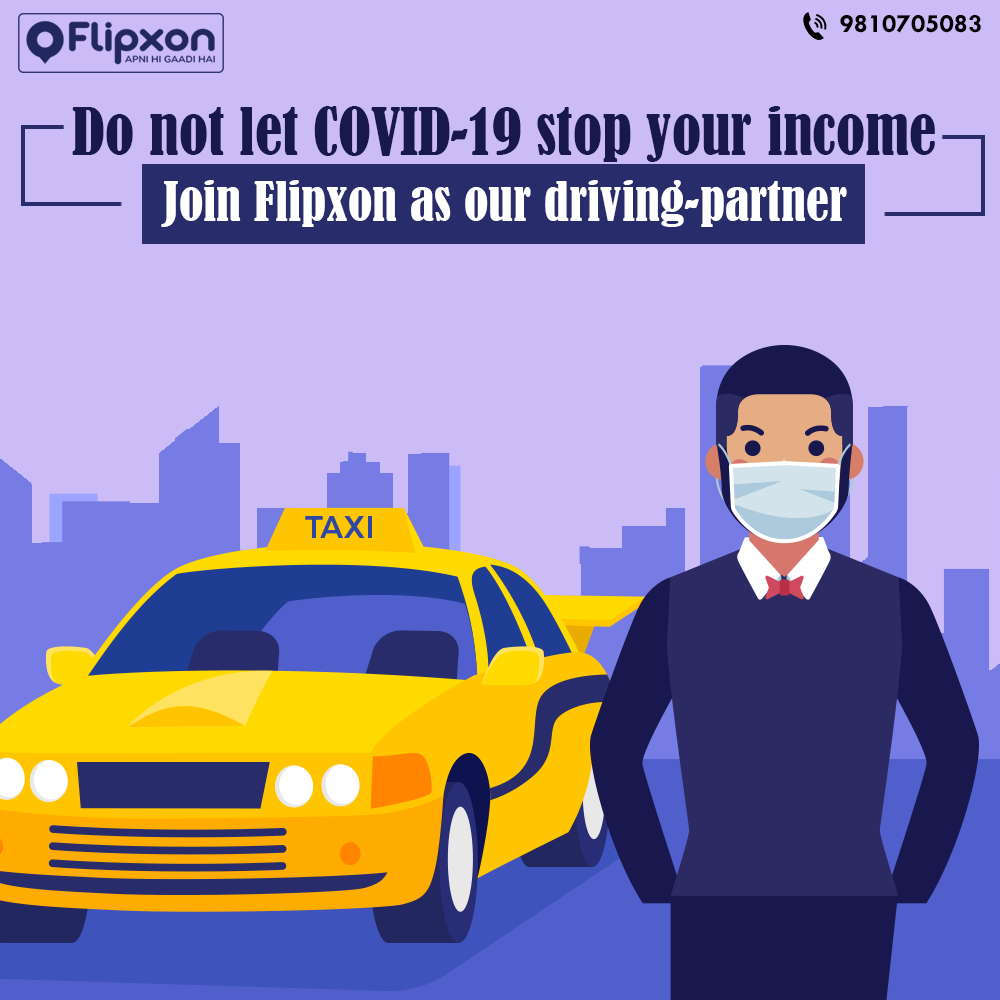 What are you waiting for? Register as our driving-partner now. . . . Registration Link:- https://t.co/zIYC0Fv2QL . . #AbBanoAatmnirbhar #Flipxon #Driver #Salary #TaxiDriver #GaadiApnitoKamayiBhiApni https://t.co/JkTYlGup0s
