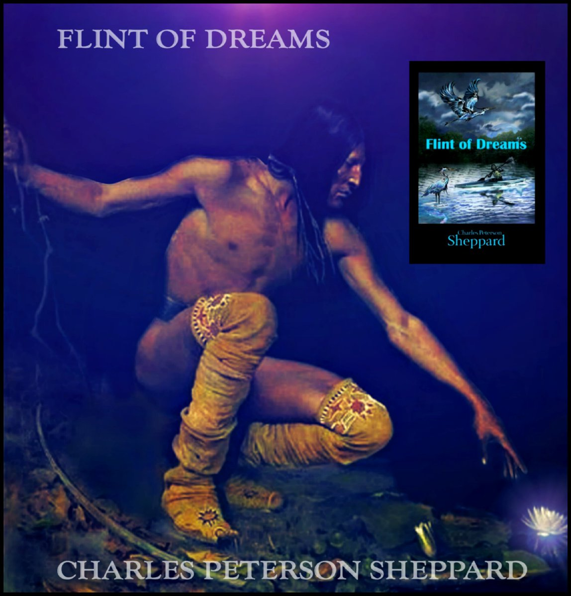 This is just one of the great books collected from around the world by  The Whole World News™ with over 1,732,680 real people visiting!  #NativeAmerican #paranormal  - #Action & #Adventure - #Mystery, #Thriller & #Suspense  https://eprintedbooks.com/wp/flint-of-dreams-by-charles-peterson-sheppard-literature-fiction/ … @CPSWorks14560 #ASMSGpic.twitter.com/Rwh7yxQuGz