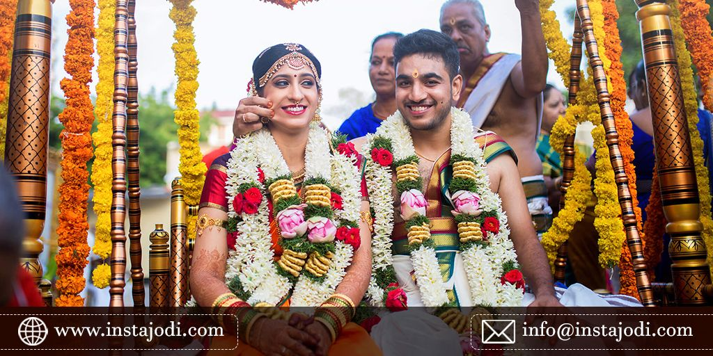 For Iyengar Weddings, halls are booked for three days. On the preceding day of the actual event, there will be poojas held at the mandap to ward off all obstacles.  --- #IyengarWeddings #IndianWedding #HinduMatrimony #southindianbride #brahminwedding #InstaJodi #Brides #Groomspic.twitter.com/1gzDY7UaJL