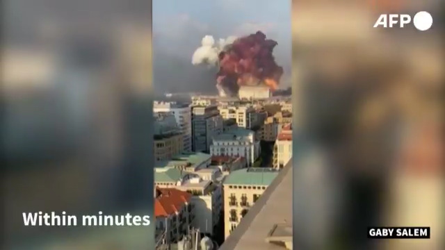 Countries have dispatched emergency medical aid, field hospitals, rescue experts and tracking dogs to Lebanon as the world reacts swiftly to the vast explosion in Beirut  https://t.co/3StEOWBOan https://t.co/vdEYBC7Fba