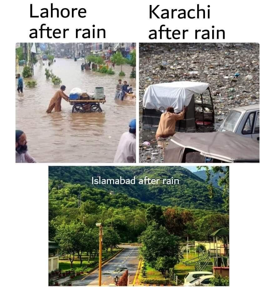 #Islamabad after Rain ☔️ https://t.co/VfRDIH1Dki