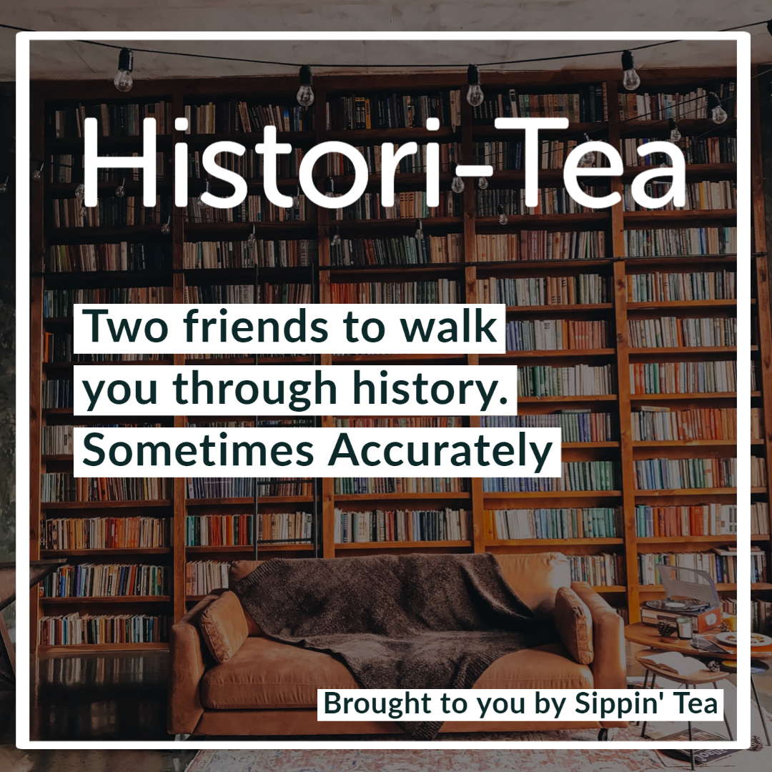 New Segment on Sippin' Tea: Histori-Tea! Two friends who enjoy walking you through History.  .  .  .  .  .  #gay #podcasthost #newpodcast #bestfriends #sippintea #colorado #denver #boulder #fortcollins #coloradohistory #SometimesAccurate #Historitea #historical #coloradopic.twitter.com/hsyoBD5Ott