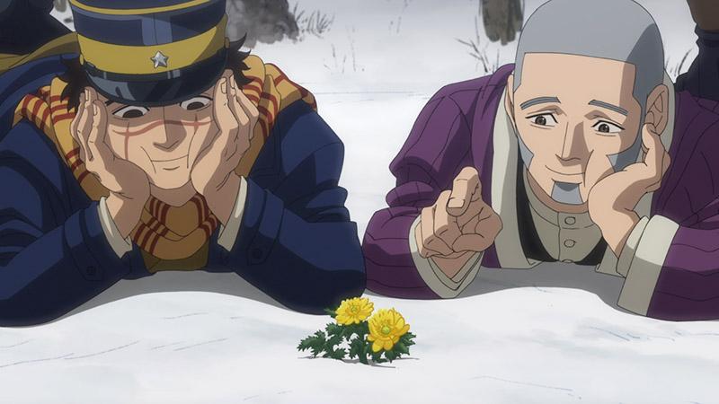 本日8月7日は花の日ですッ!!TVアニメ『ゴールデンカムイ』に登場するお花のシーンを集めました!北海道の大自然の中で力強く咲く花たちで癒されてください!!#ゴールデンカムイ #花の日