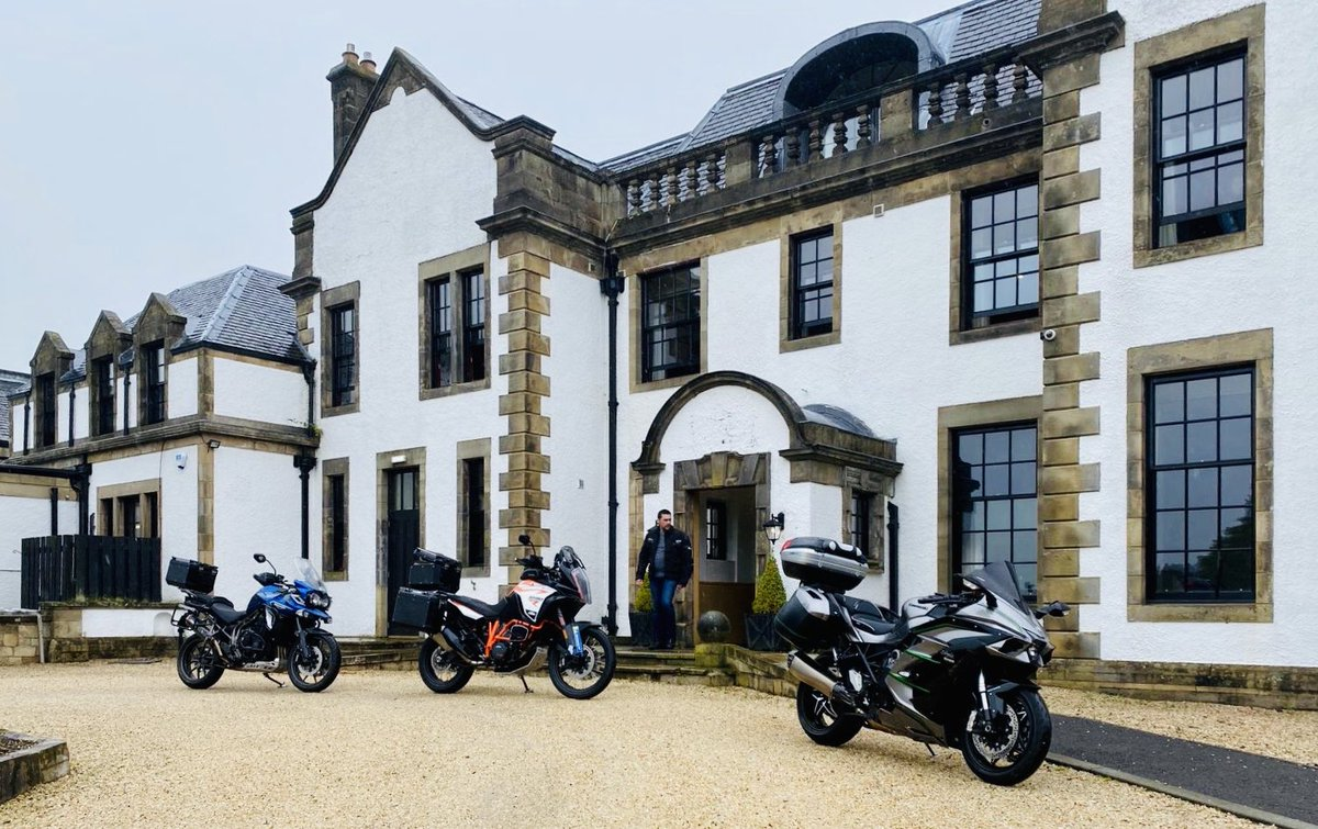 It's time to mark another couple of routes off the bucket list.   Day 1 of a 4 day trip around the North Coast 500 and the Isle of Skye.   #FuelingYourFreedom  #MichelinOnMyMoto #teammichelinpic.twitter.com/BsIIar3m6f