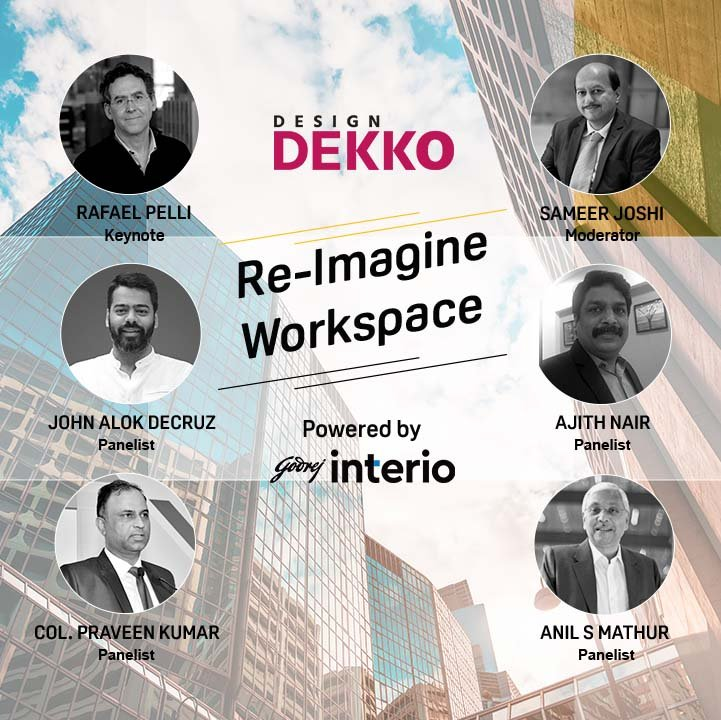 If you've missed out on @DesignDekko's Re-imagine Workspace webinar #1, here's your chance to catch up. The session was full of ideas and insights to build the new-normal workspaces that will help us in #EmergingStronger. Watch it here. https://t.co/qxOyFRklPP https://t.co/3o4ZoHaKDH