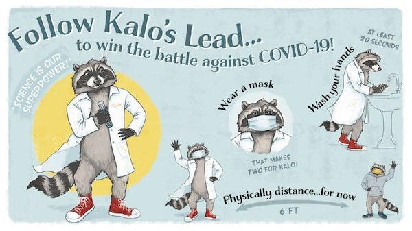 RT @sciam: Can a cartoon raccoon keep schoolkids safe from COVID-19? https://t.co/pwn9aBkip6 https://t.co/P3lLQi7shQ