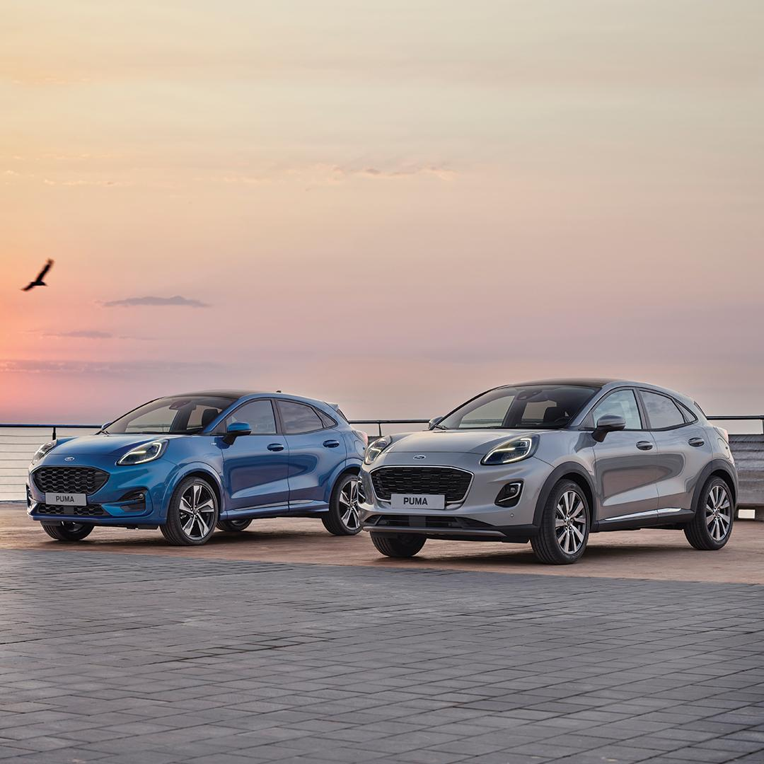 <b>Save €2020 on a Ford Puma in September 2020</b>