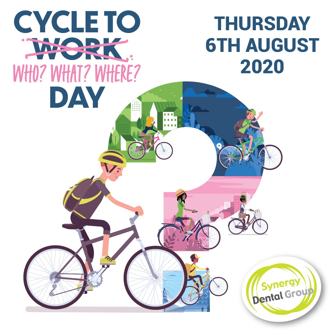 Cycle to Work Day is for absolutely everyone. It doesn't matter if you haven't cycled in years or have never cycled at all. This is just about giving it a go. . https://t.co/y8yGvZVHfz . #exercise #cycle #bike #health #cycletoworkday #physicalexercise https://t.co/BbymOO5CKE