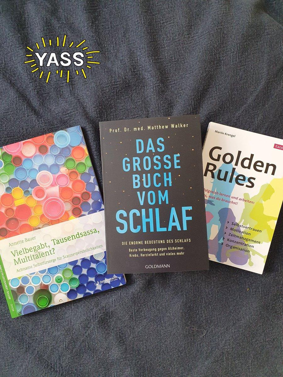 Summer Reading! So, da hab ich meine Bibliothek nun weiter bestückt - basierend auf Tips  von LinkedIn sowie hier auf Twitter. Ich bin gespannt! #achtsamkeit #selbstfürsorge #happyreading #readingpic.twitter.com/kpaCAR8TBN