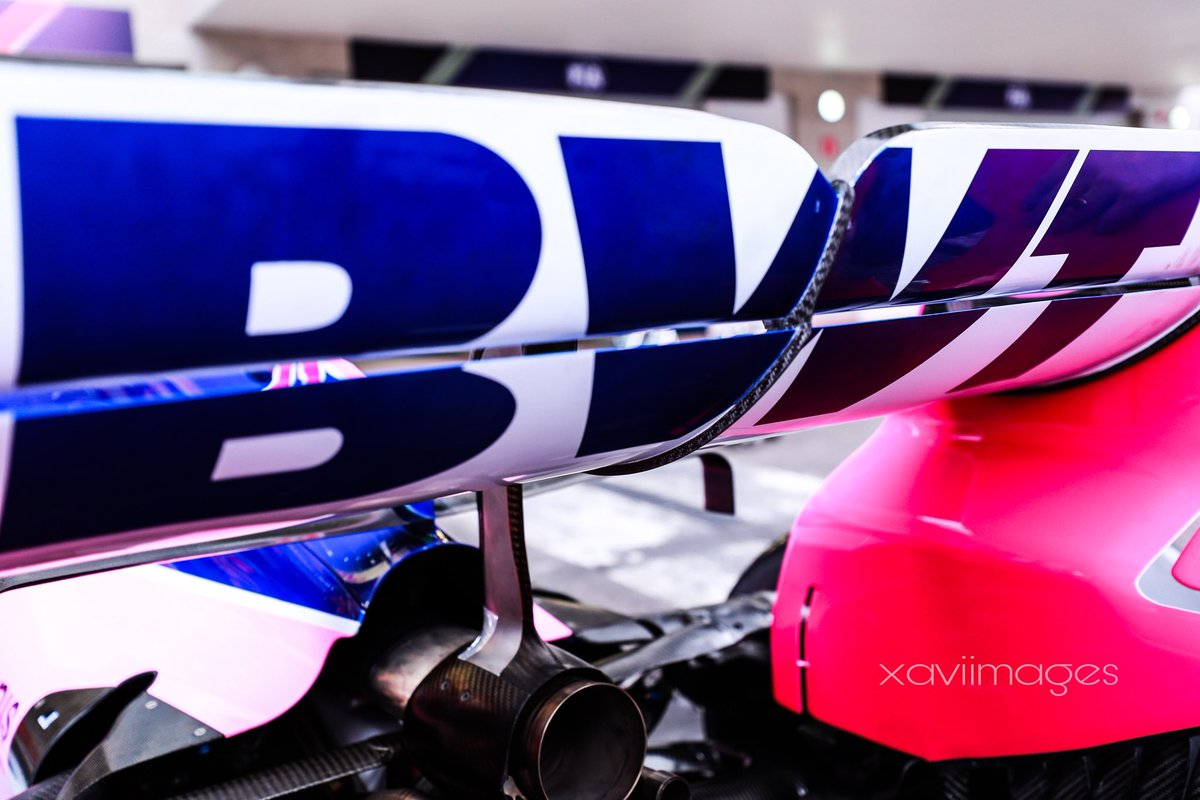 Bon díaaaa tuister@s, jueves YA !!!!!! . #GrainingMediaF1 #FormulaOne #F1 . #xaviimages 📸📸 #F1photographer . @Graining_es @RacingPointF1 #aero  . . https://t.co/p8gU4k0AdI