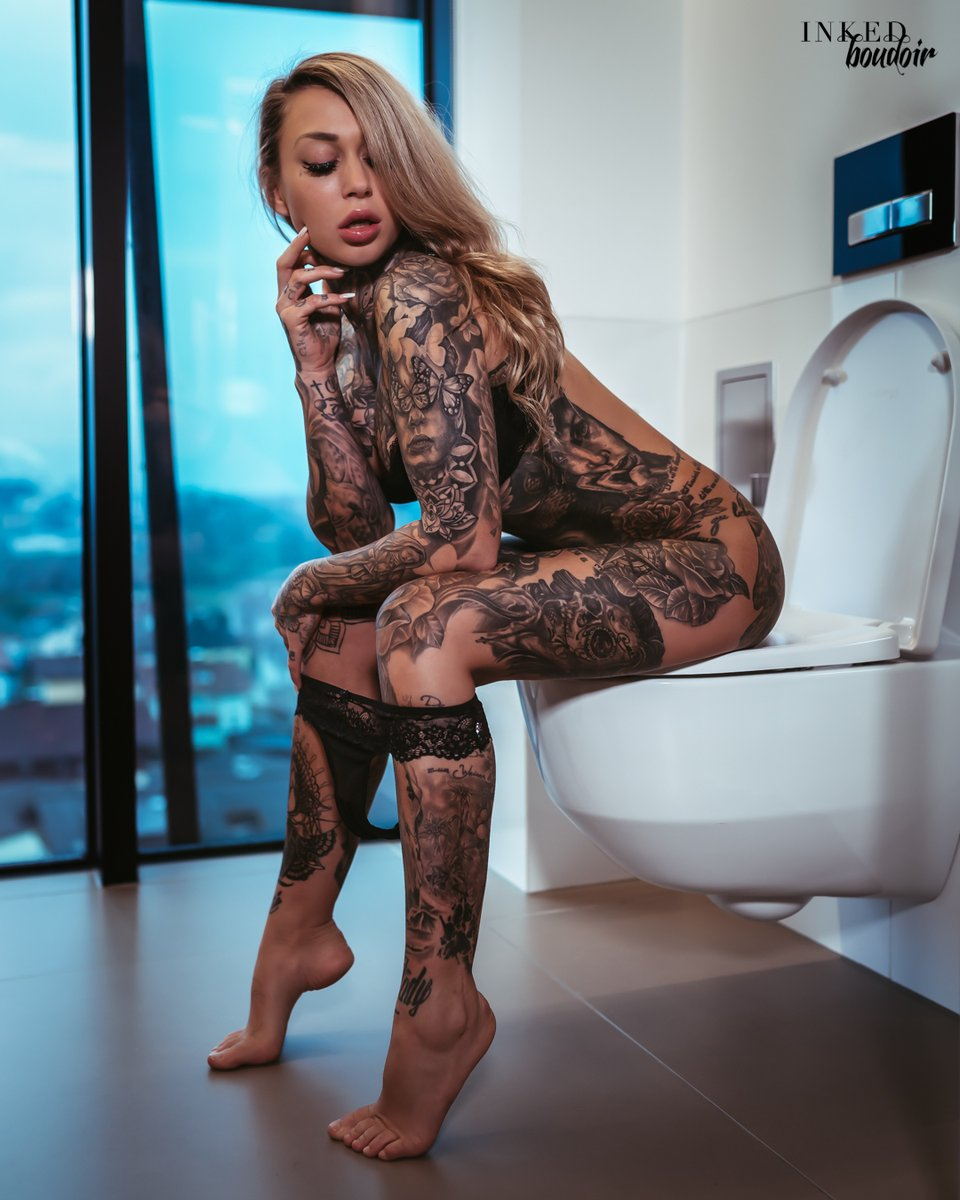 good morning from a relaxed state of mind by this INKED lolita... #INKEDboudoir #blonde #inkedgirl #photooftheday #sexybabe #tattoomodel #sexy #vixen #boudoir #photoshootpic.twitter.com/X2tlE8fXi3