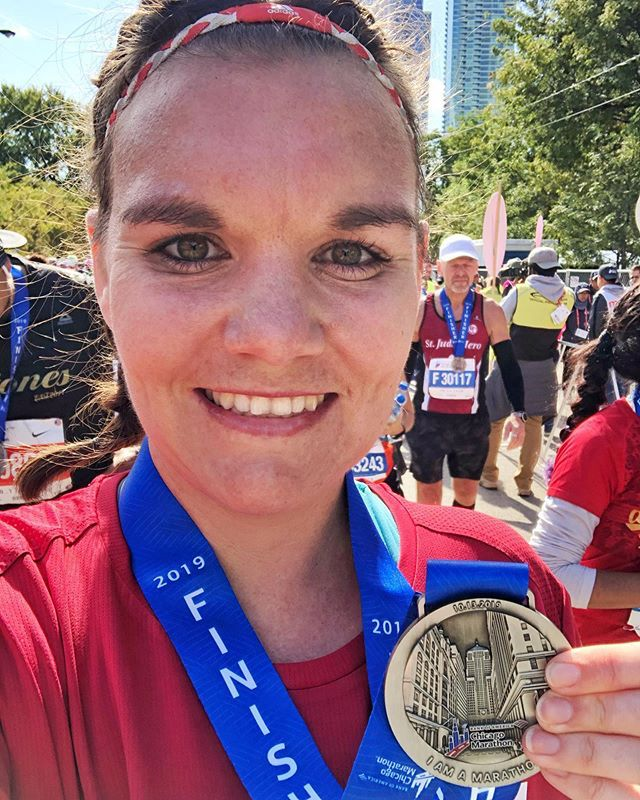 """Romy's #TopTips for #MarathonTraining: """"One of the most important parts of #marathon #training are your #longruns. You should increase your distance every week. Also #run a #race in order to prepare yourself for the marathon day. I would recommend at least one #HalfMarathon"""" https://t.co/usCmg79L9B"""
