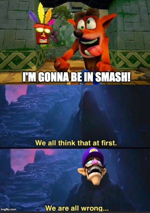 Waluigi in Smash  Follow for Daily Smashmemes Roy Roy So funny Follow for Daily Smashmemes  Ignore: #SmashBrosUltimate #SmashUltimate #Smashbrosmemes #smashmemes #smashmeme #Smashultimatememes #smashcommunity #ssb #ssbu   #Smashbrosultimatememes #smashbrosfunny #smashpic.twitter.com/JlEbr5Tw0A