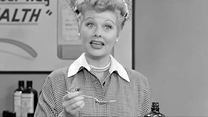 Lucille Ball Video Trending In Worldwide
