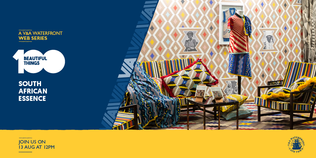 In our next webinar, we explore the power of South African creativity and the role it plays on the world stage, as well as the impact it has on our local industries, including tourism. Click here to register: https://t.co/OyFoh1yloH  DATE:   13 August 2020 TIME:    12:00 - 13:00 https://t.co/9MTeKpCDI8
