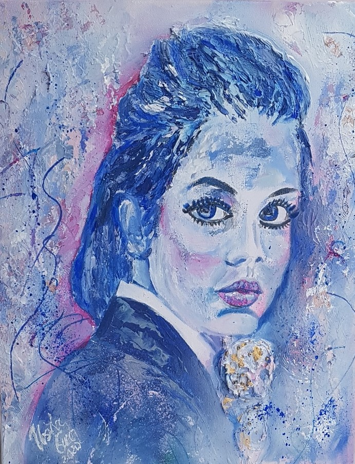 "@CHANEL Wishing everyone a nice and safety day with my beauty in art ""Charlotte"". I am grateful for your like or your interest in this picture. Thank you before, Ursula Gnech/Germany - https://t.co/r3rtjUaNli ore https://t.co/1yojENyuqr https://t.co/p0I3KK5shh"