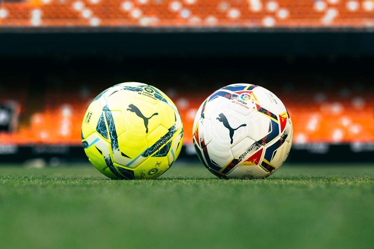 Ballons de la Liga 2020-2021