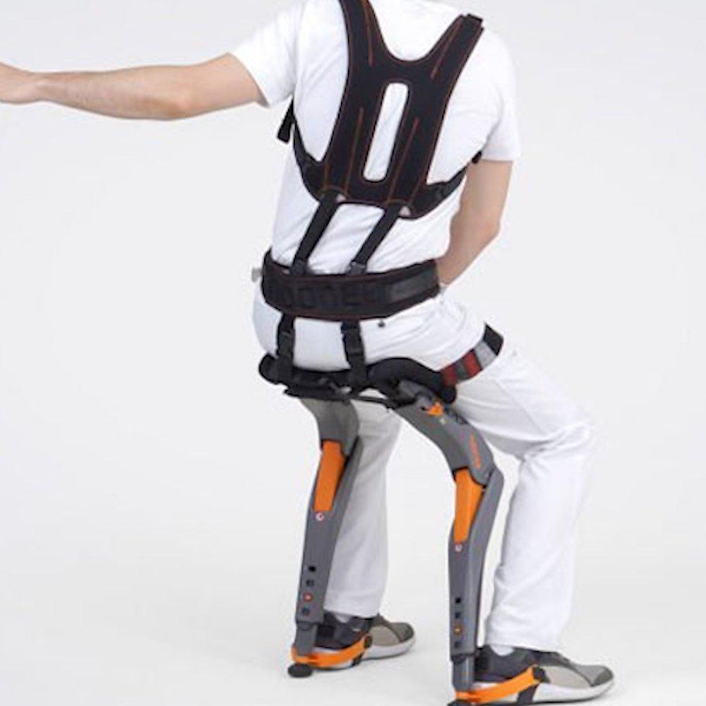 Wearable chair! #WearableTech #wearable #Engineering @techinsider @SpirosMargaris @HaroldSinnott @gvalan @ipfconline1 @mvollmer1 @PawlowskiMario @ShiCooks @Droit_IA @diioannid @labordeolivier @kalydeoo @Ym78200 @Nicochan33 @chboursin @3itcom @Xbond49