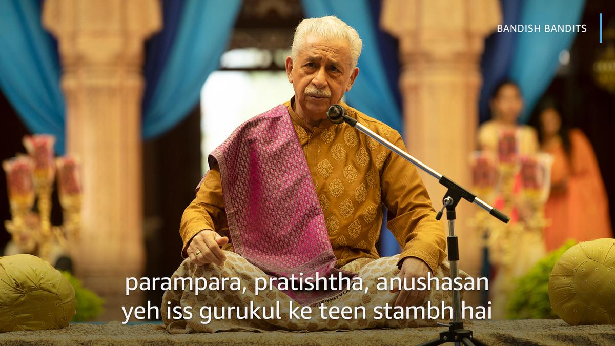 wrong subtitle but still fits! #BandishBandits
