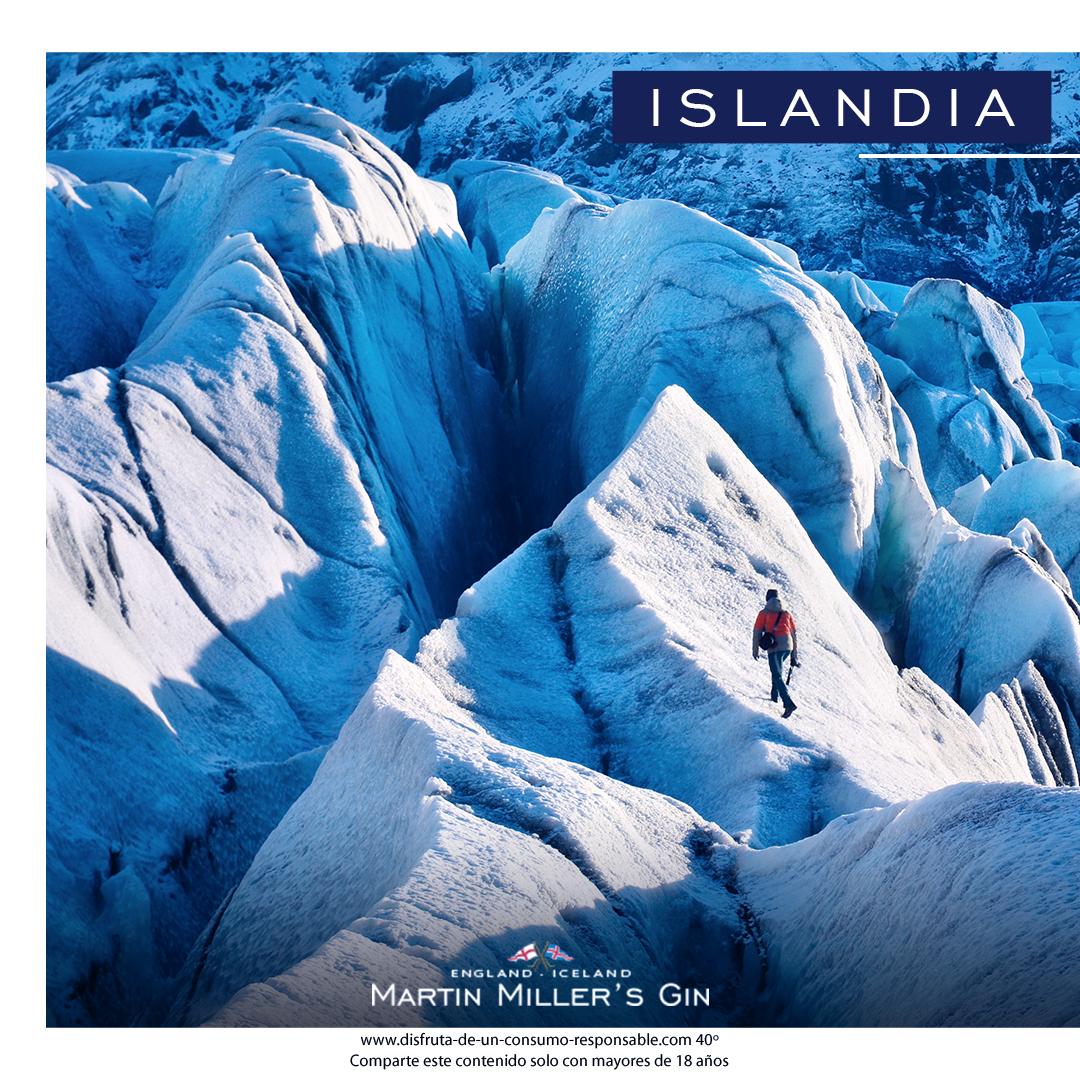 Transpórtate hasta nuestro origen y descubre Vatnajökull, el mayor glaciar de Islandia y el segundo de Europa. ¡Conmovedor! https://t.co/iclgDzdrTx