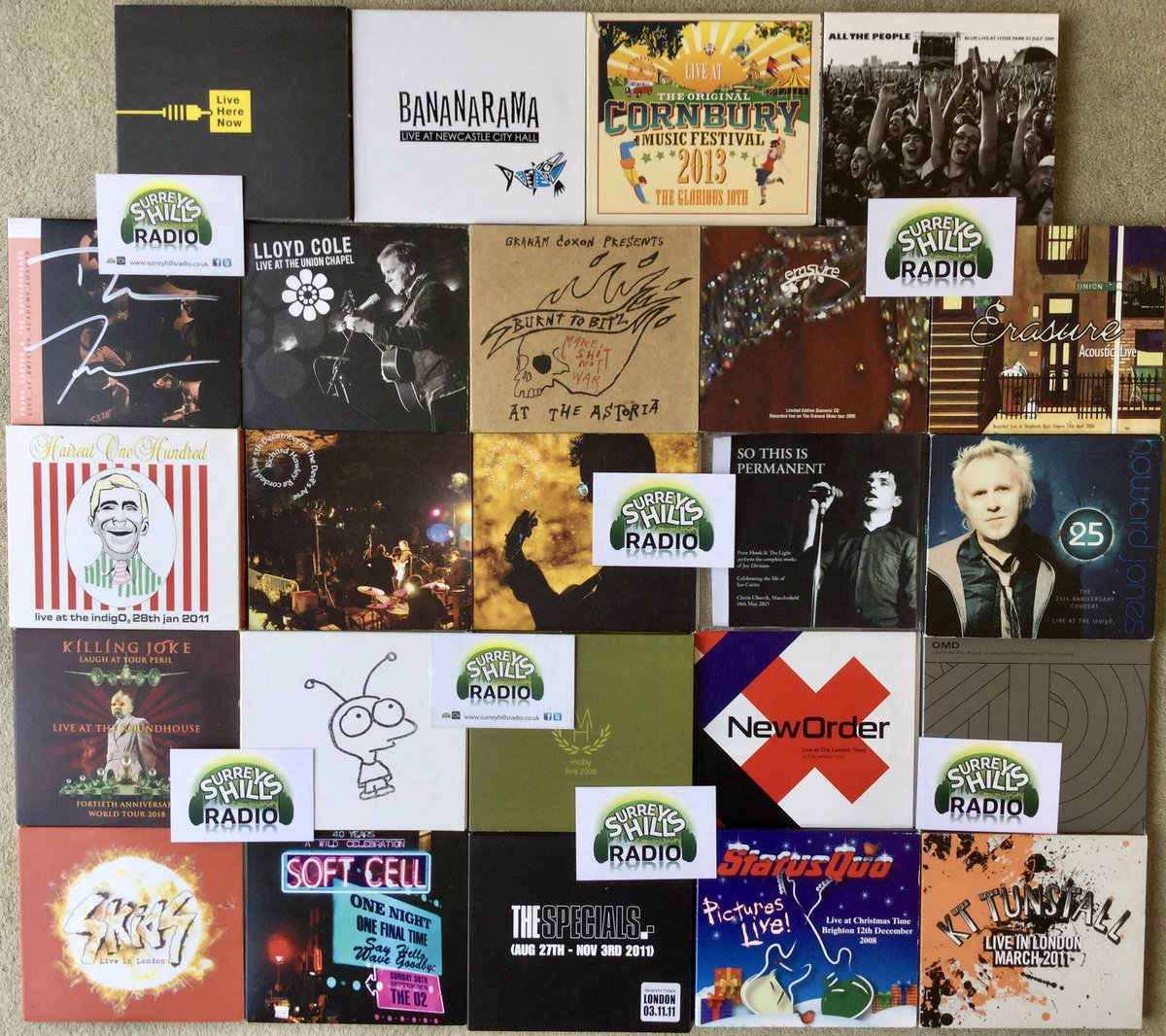 Needing a #livemusic fix? Aren't we all! ListenAgain to Sunday's In #Concert #RadioShow All #absolutelylive profiling #recordlabel @LHN_Recording Includes tribute to #PeterGreen founder #FleetwoodMac R.I.P. https://www.mixcloud.com/surreyhillsradio/in-concert-02-08-2020/…pic.twitter.com/flQtYduKfe