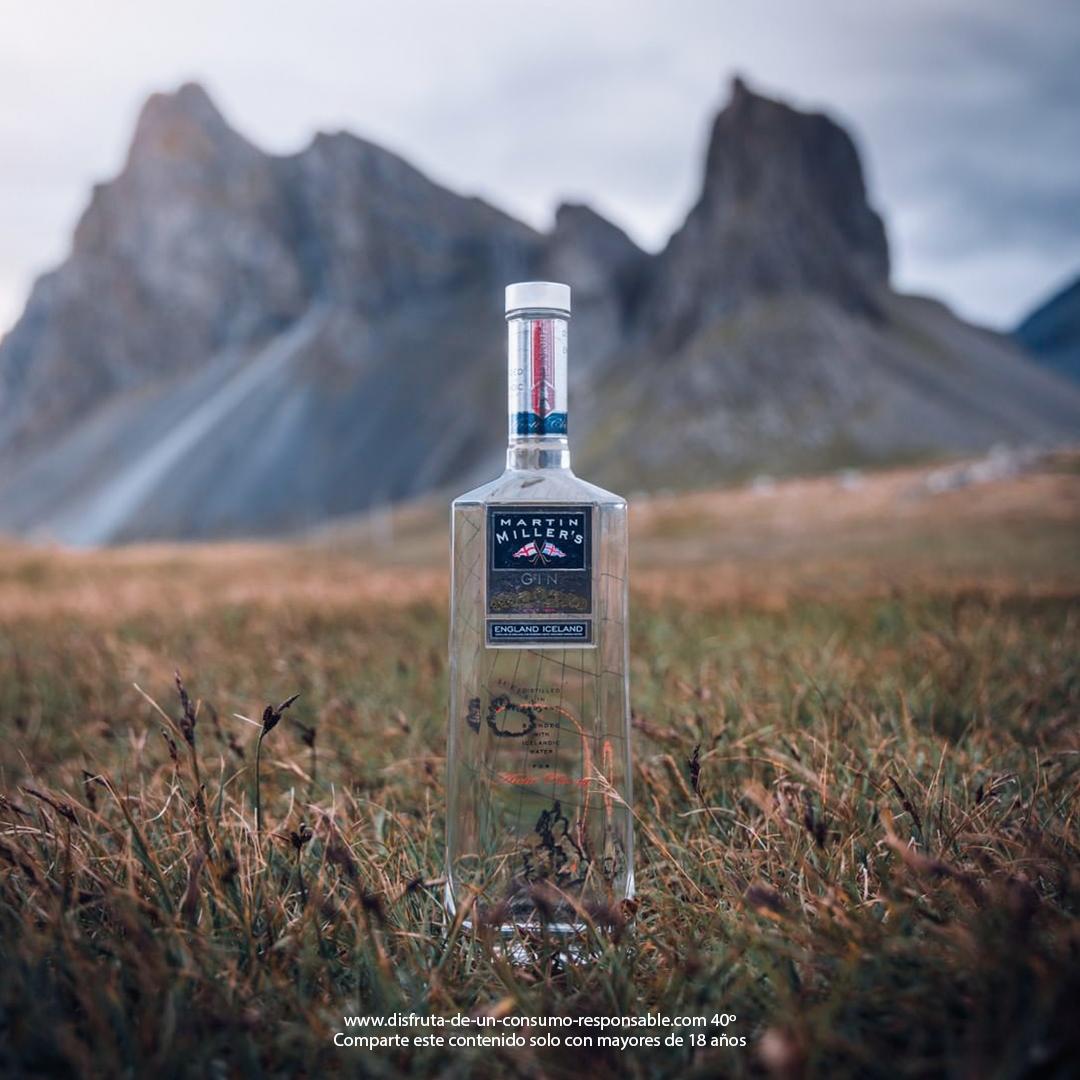 Descubre el poder de la pureza en una botella. ¿A qué lugares te transporta #MartinMillersGin? https://t.co/rtdfjLJW0g