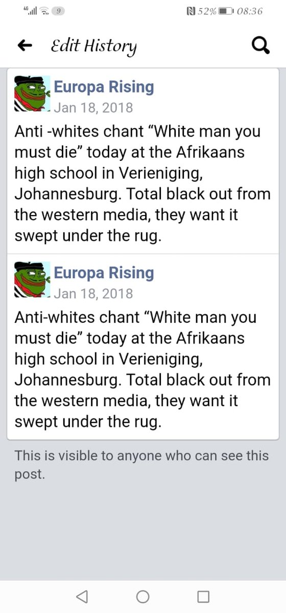 #SouthAfrica #rights #race https://t.co/A1bRE56drc