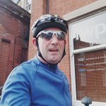 Today is Cycle to Work Day! Taking part in the UK's biggest cycle commuting event is fwp's @PNealen  #CycleToWorkDay