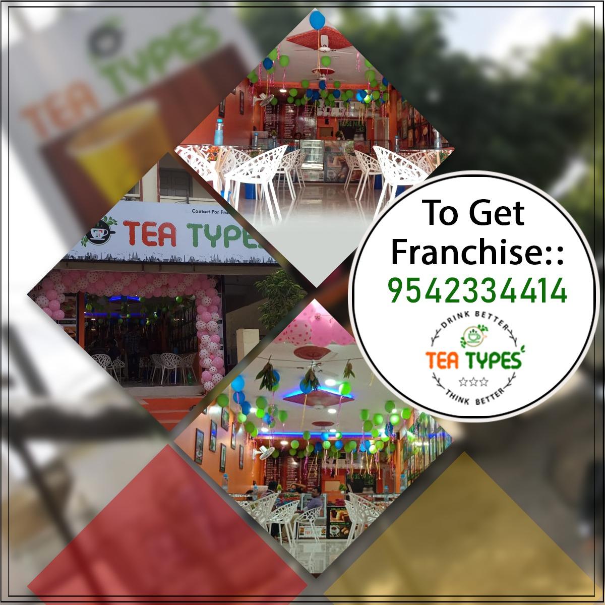 To get Franchise Contact to 095423 34414 #Uniquetaste #Naturalingredients #TeaTypes #cafe #cafestagram #cafelover #teatime #tealovers #teacafe #teatypescafe #grandopening #visakhapatnam #andhrapradesh #organiccoffee #coffeelovers #businessoppartunitypic.twitter.com/FluEY2PI50