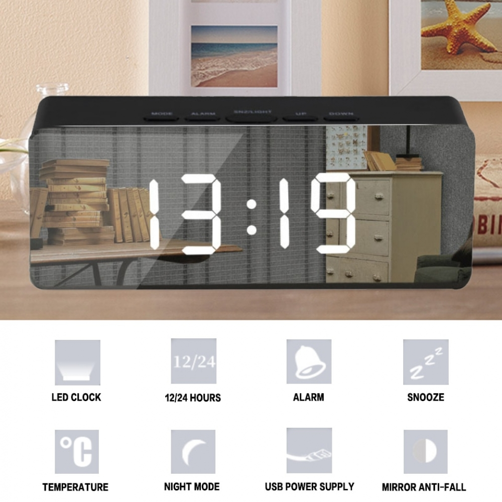 #newyear #christmas Led Mirror Alarm Clock https://test.ukwebsitedesigncompany.co.uk/live-pingmygift/led-mirror-alarm-clock/ …pic.twitter.com/PT3MOe7LJ6