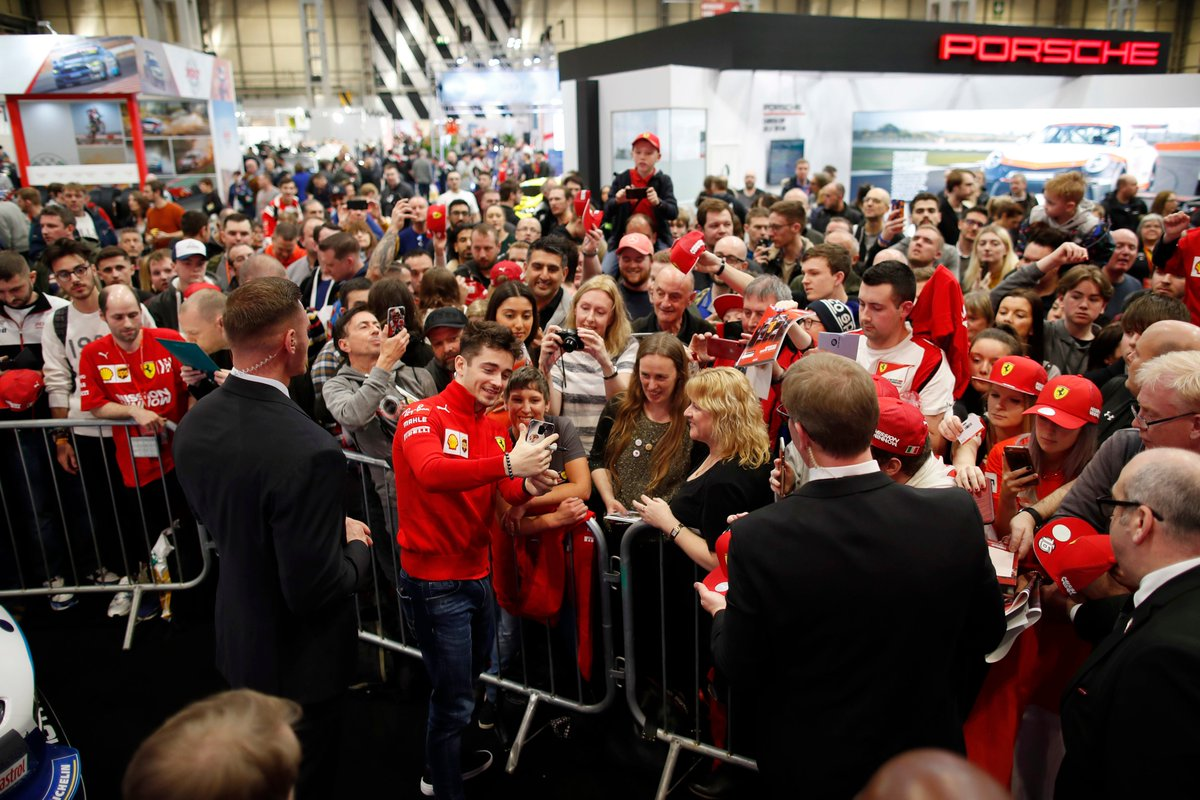 #ThrowbackThursday   Share with us below your favourite Autosport International moment! https://t.co/3Q2p2vkzDV