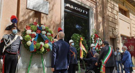 """A Palermo il ricordo di Costa, Cassarà e Antiochia uccisi dalla mafia, Mattarella """"Valorosi servitori dello Stato"""" (FOTO) - https://t.co/ldPlQLuiDA #blogsicilianotizie"""