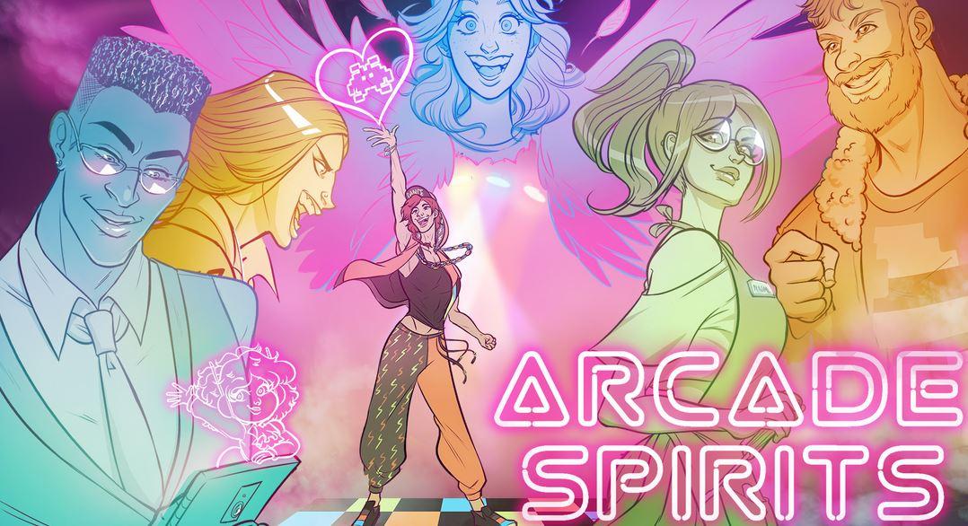 Arcade Spirits (S) $16.99 via eShop. 2