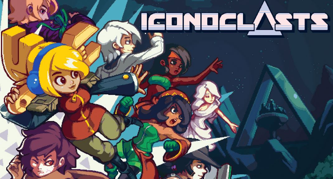 Iconoclasts (S) $9.99 via eShop. 2