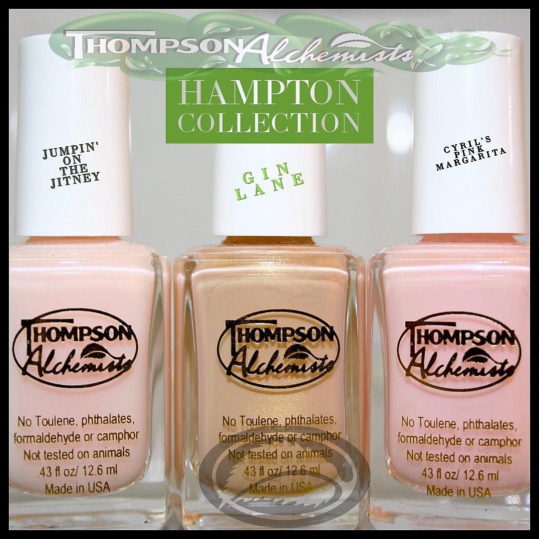 Thompson Alchemists Hampton's Collection #nailPolish pic.twitter.com/Tuemk8YZN9
